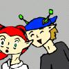 elf and alien